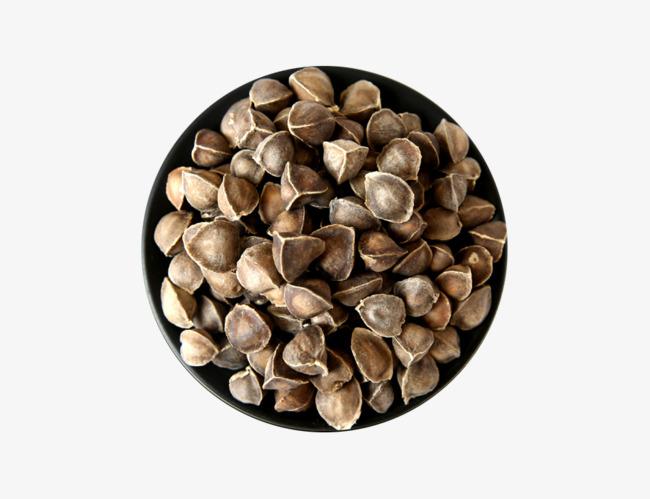 graines de moringa dans bol